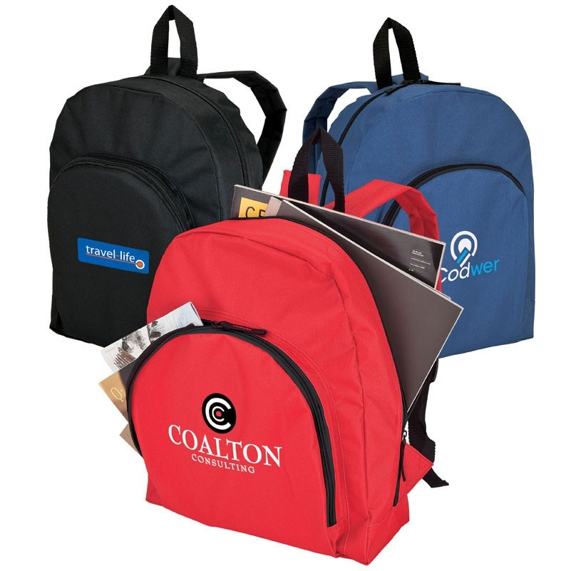 2 Compartment Backpack