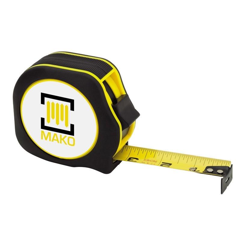 25 Foot Rubber Tape Measure