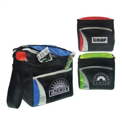 6 Pack Wave Cooler Bag