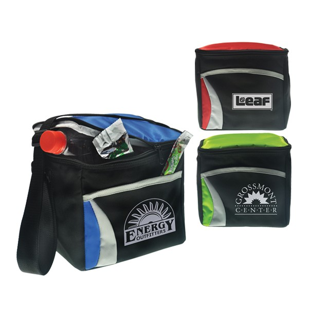 6 Pack Wave Cooler Bag