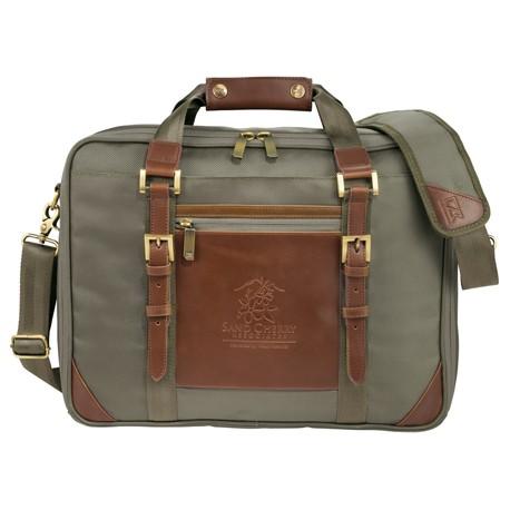 """Cutter & Buck® Bainbridge 15"""" Computer Briefcase"""