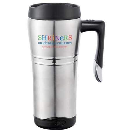 Cutter & Buck® Performance Series Travel Mug 16oz