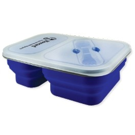 Double Collapsilunch Container