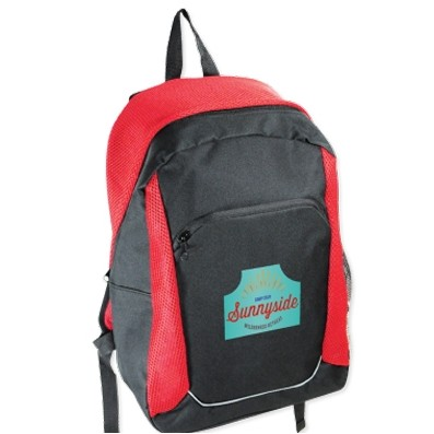 Double Stripe Back Pack