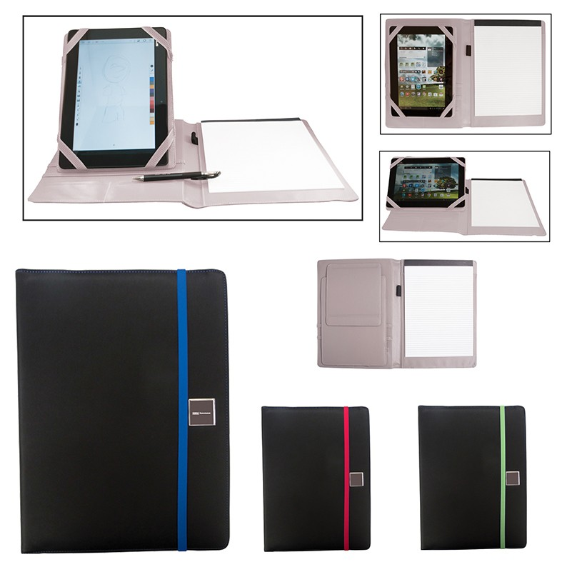 Full Size Portfolio w/ Adjustable Tablet Stand