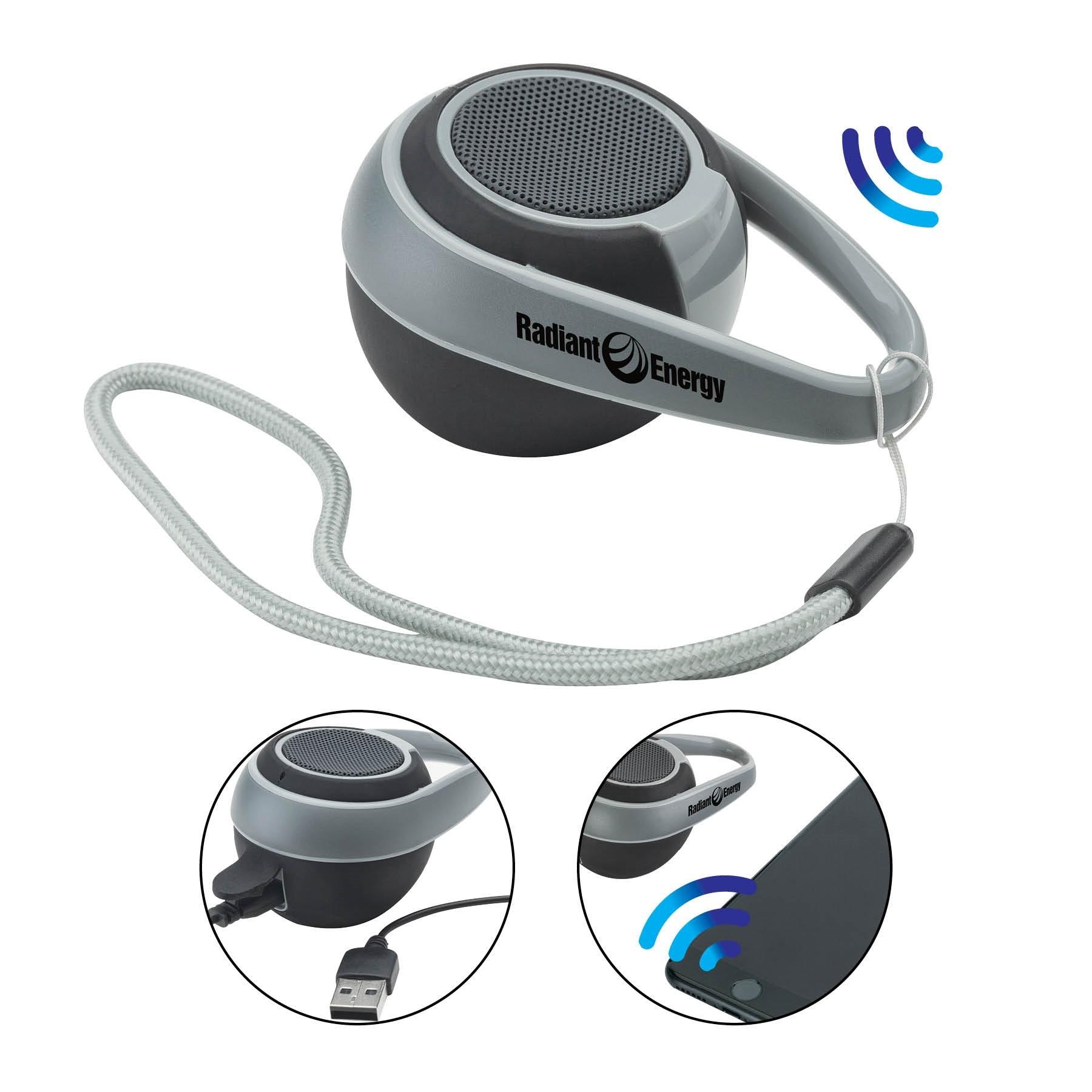 Grip Bluetooth Speaker