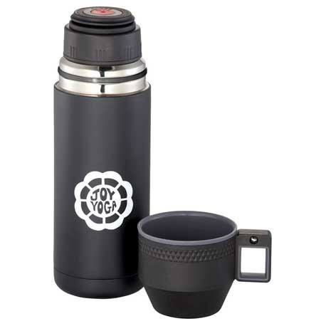 High Sierra® Blackout Vacuum Bottle 20oz