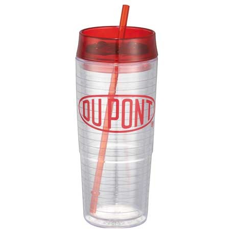 Hot & Cold Swirl Double-Wall Tumbler 20oz
