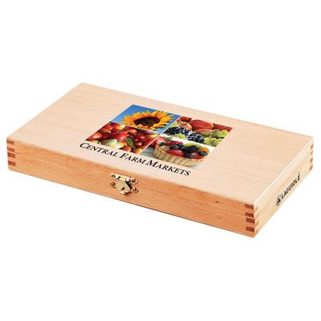Laguiole 6-Piece Steak Knife Set (Wood)