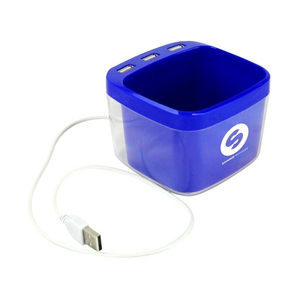 USB Powered Mini Bin Hub