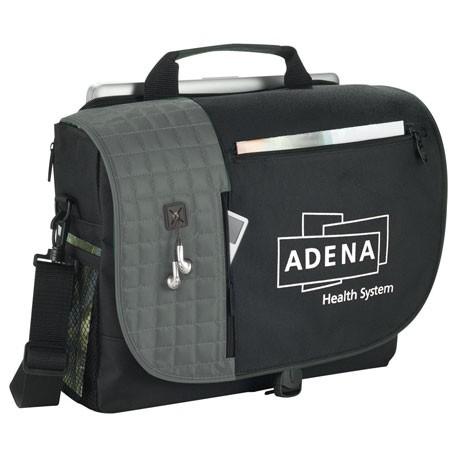 """Verve TSA 15"""" Computer Messenger Bag"""