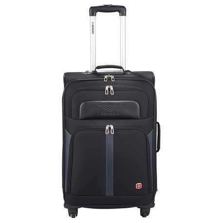"Wenger® 4-Wheel Spinner 24"" Upright Luggage"