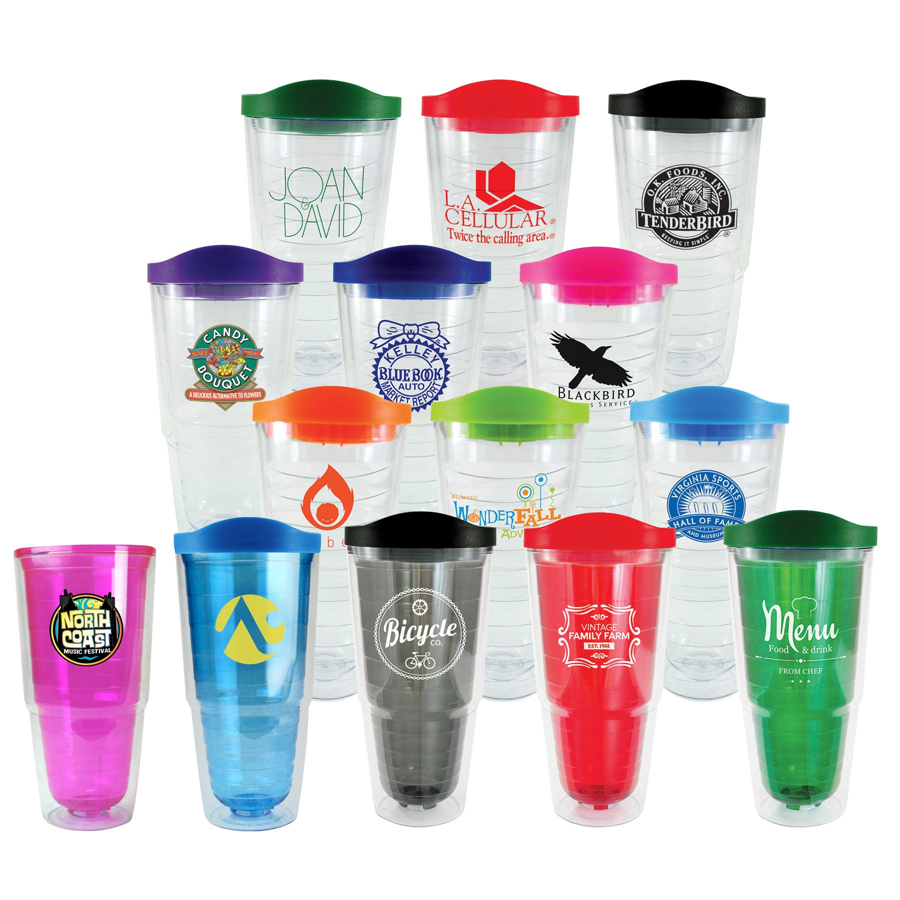 24 Oz. Orbit Tumbler