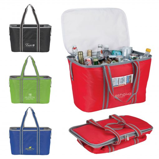 Agoura Insulated Cooler w/Side Frame