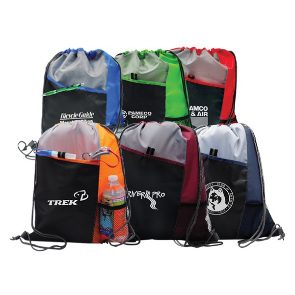 Drawstring Sport Pack Bag