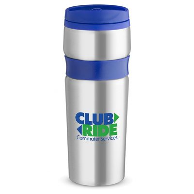 Easy Grip Stainless Travel Tumbler - 14 Oz.