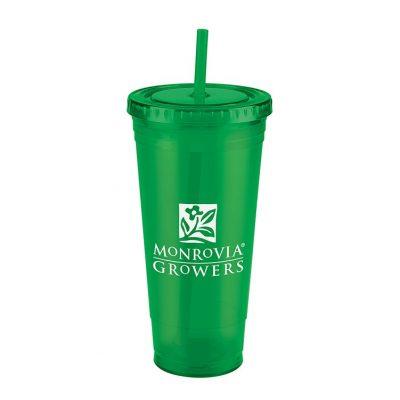 Jumbo Everyday Plastic Cup Tumbler - 24 Oz.