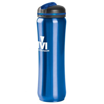 Slim Stainless Water Bottle - 28 Oz.