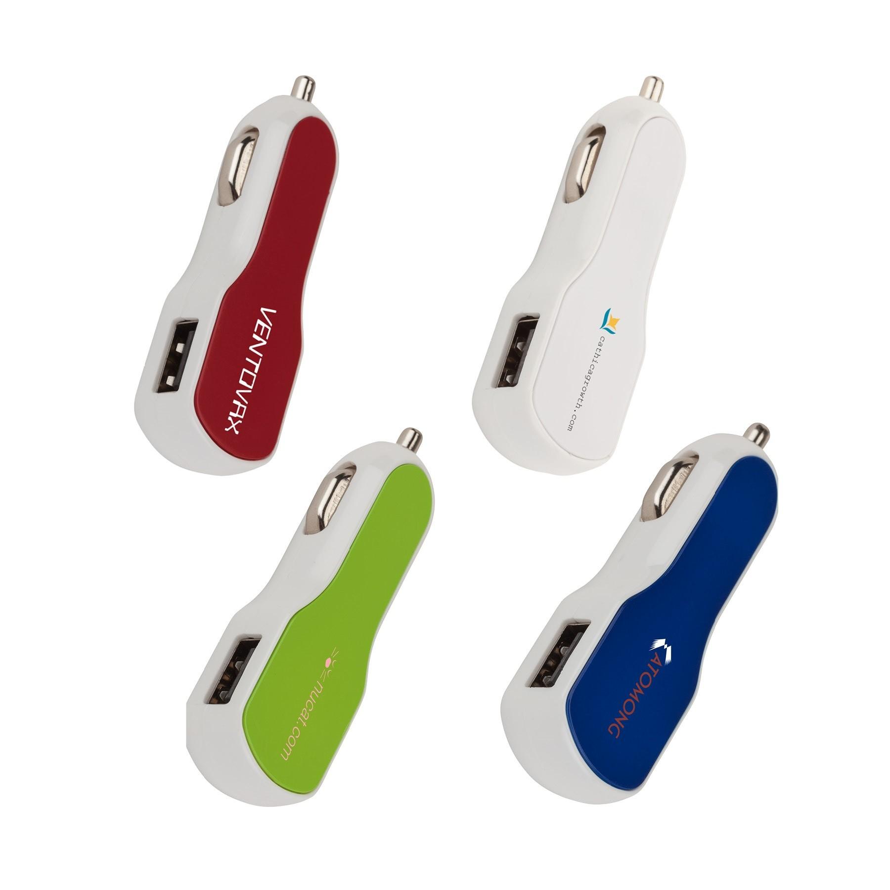 Solas Twin Port USB Car Charger