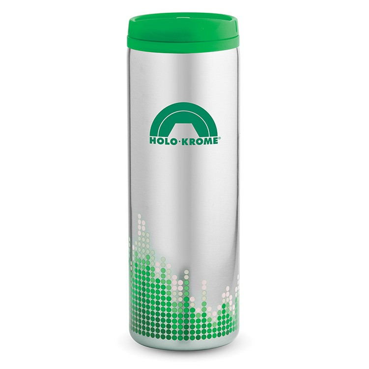 Soundwave Stainless Steel Tumbler - 16 Oz.