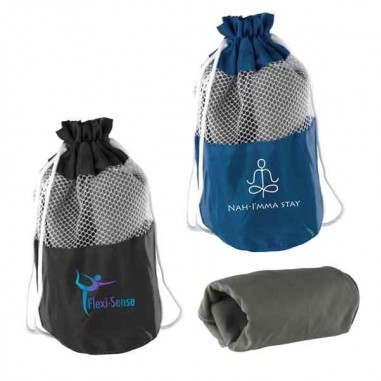 Take Along Yoga Blanket Kit