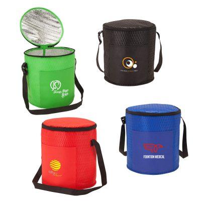 Track 16-Can Barrel Cooler Bag