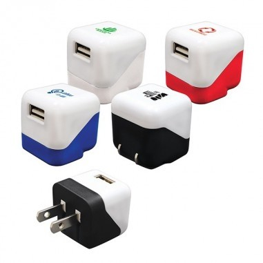 UL® Recognized Universal USB Adapter