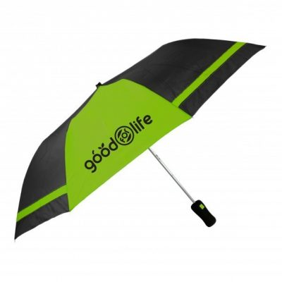 Wedge Jr Auto Open Folding Umbrella