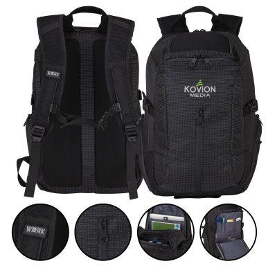 Work-Pro II Laptop Backpack