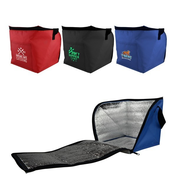 Zip Down Cooler Bag