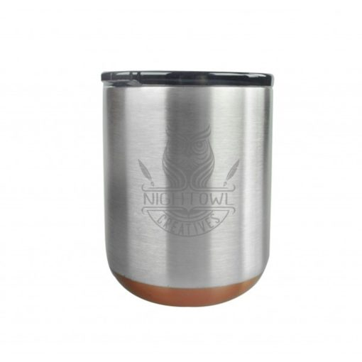 10 Oz. Two Tone Viking Lowball Tumbler