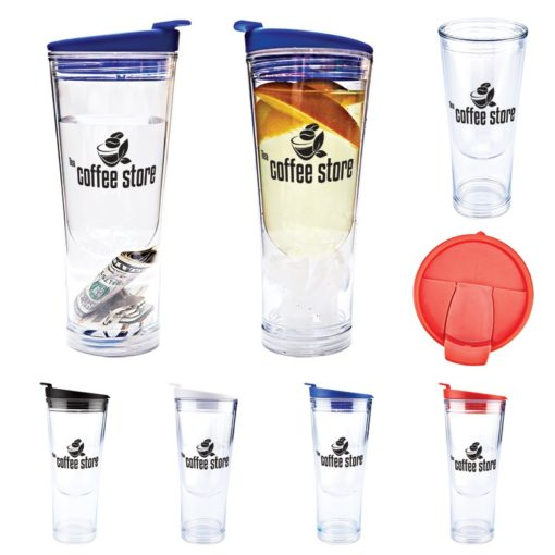 14 Oz. Double Wall Chill Cup Tumbler