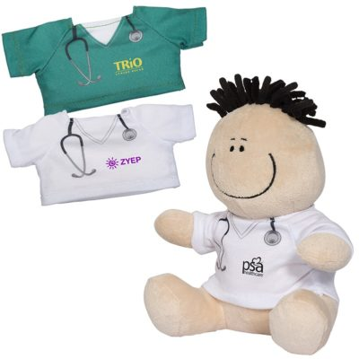 MopTopper™ Plush Toy - Doctor & Nurse
