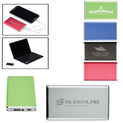 Ultra-Slim Power Bank Charger