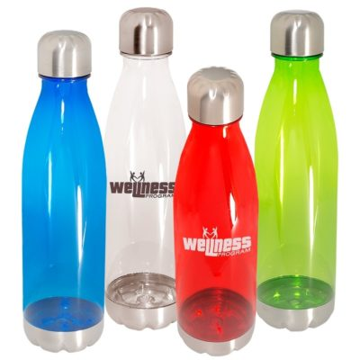 24 Oz. Pastime Tritan™ Water Bottle