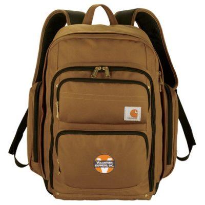 "Carhartt Signature Deluxe 17"" Computer Backpack"