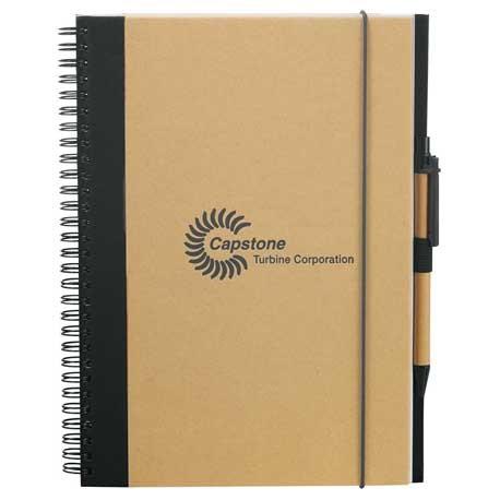 Evolution Large Recycled Spiral JournalBook™
