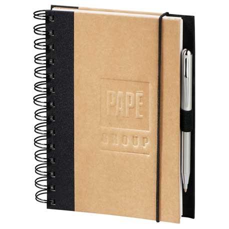 Evolution Recycled Spiral JournalBook™