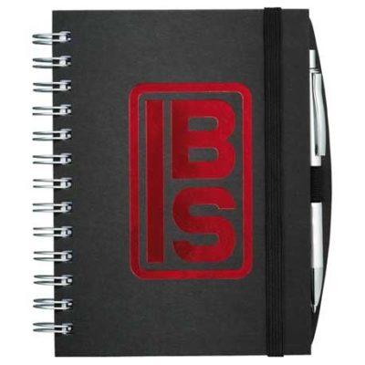 Hardcover Spiral JournalBook™