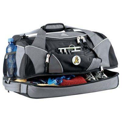 "High Sierra® 24"" Crunk Cross Sport Duffel Bag"