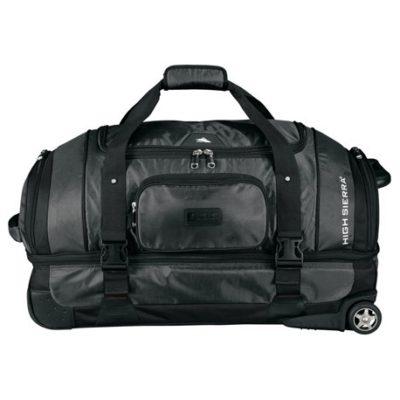 "High Sierra® 30""Drop Bottom Wheeled Duffel Bag"