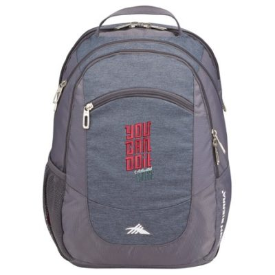 """High Sierra Fly-By 17"""" Computer Backpack"""