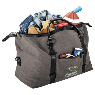 """Kenneth Cole® 20"""" Canvas Duffel Bag"""