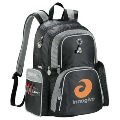 "Slazenger Turf Series 15"" Computer Backpack"