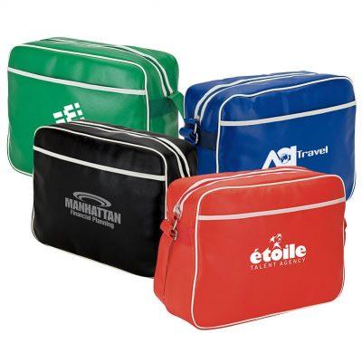 Retro Airline Shoulder Bag