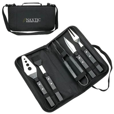 Tampa Bay 5-Piece BBQ Set