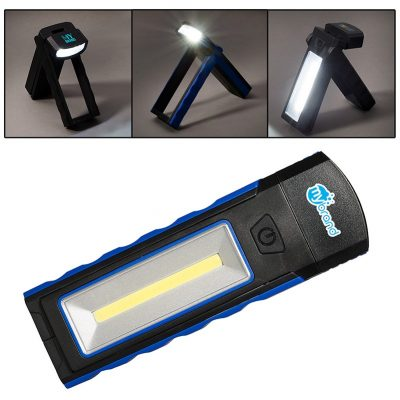 COB Magnetic Work Light w/Stand