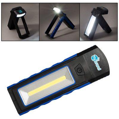 COB Magnetic Work Light w/Stand