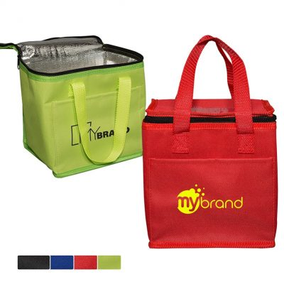 Square Lunch Cooler