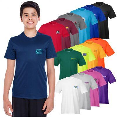 Team 365® Ladies' Long Sleeve Zone Performance T-Shirt